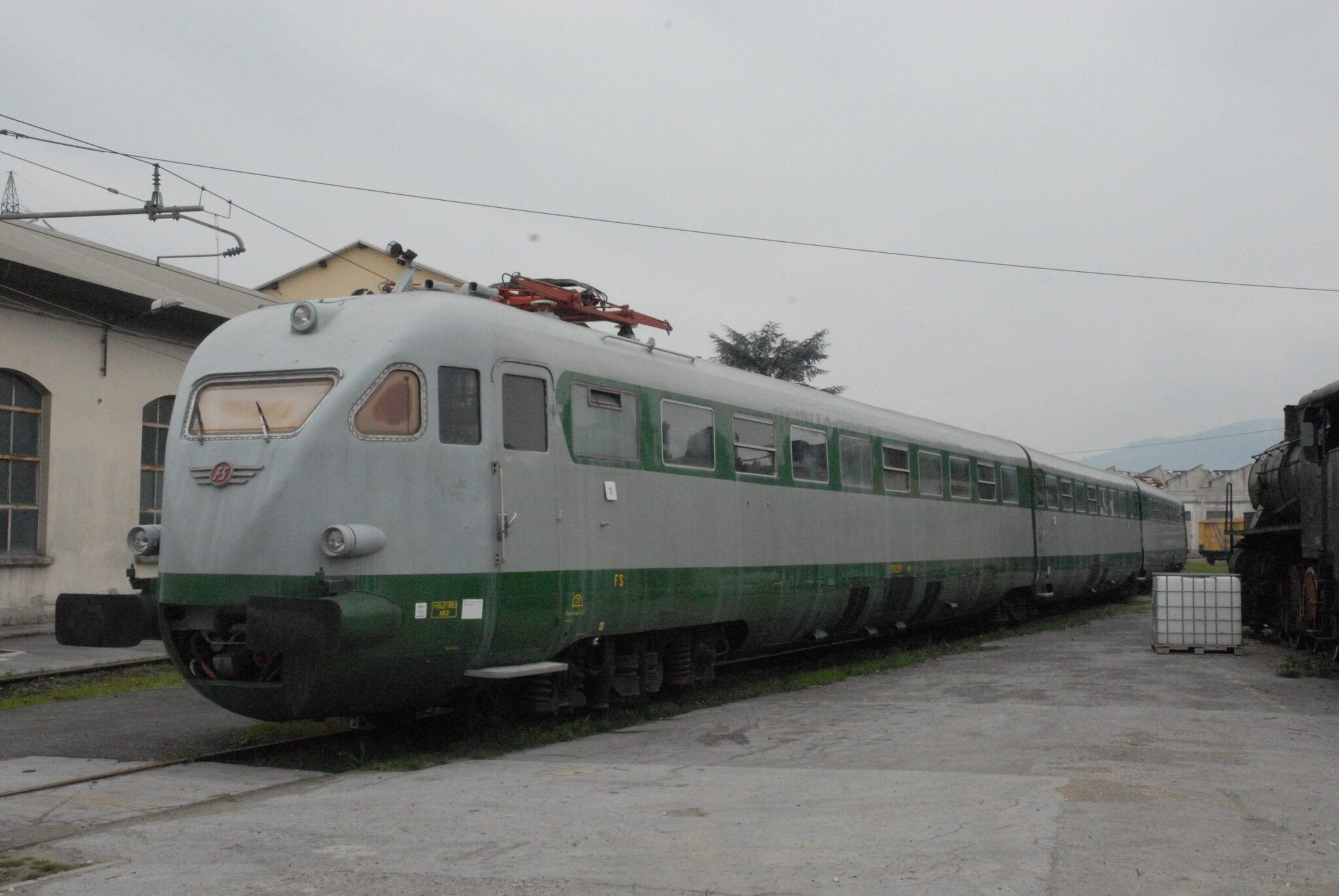 Photo of PISTOIA: parte il treno dei mercatini