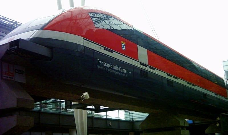 Photo of Il treno più veloce del mondo