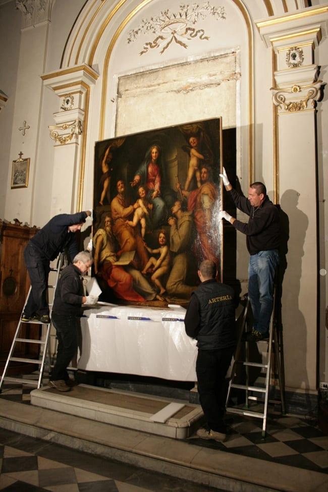 Photo of 2014 – Aspettando Pontormo e Rosso a Palazzo Strozzi
