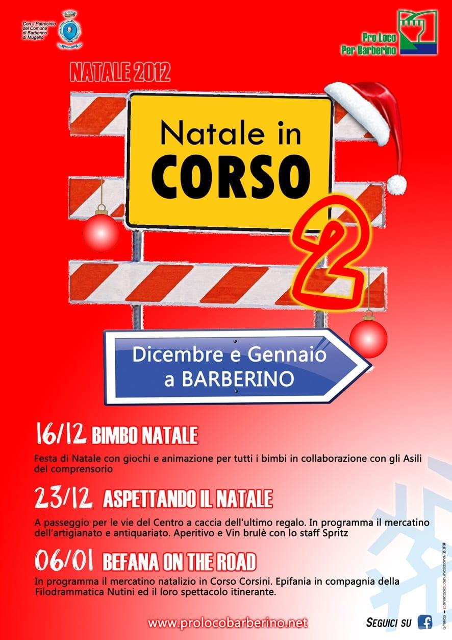 """Photo of BARBERINO DI MUGELLO (FI): torna """"Natale in corso"""""""