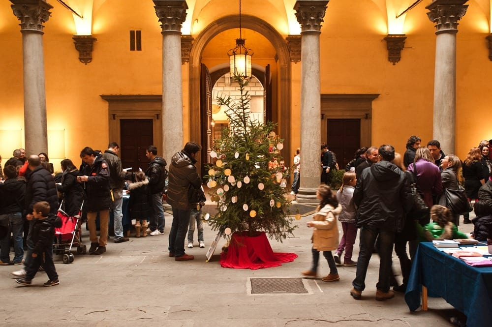 Photo of FIRENZE: Natale a Palazzo Strozzi