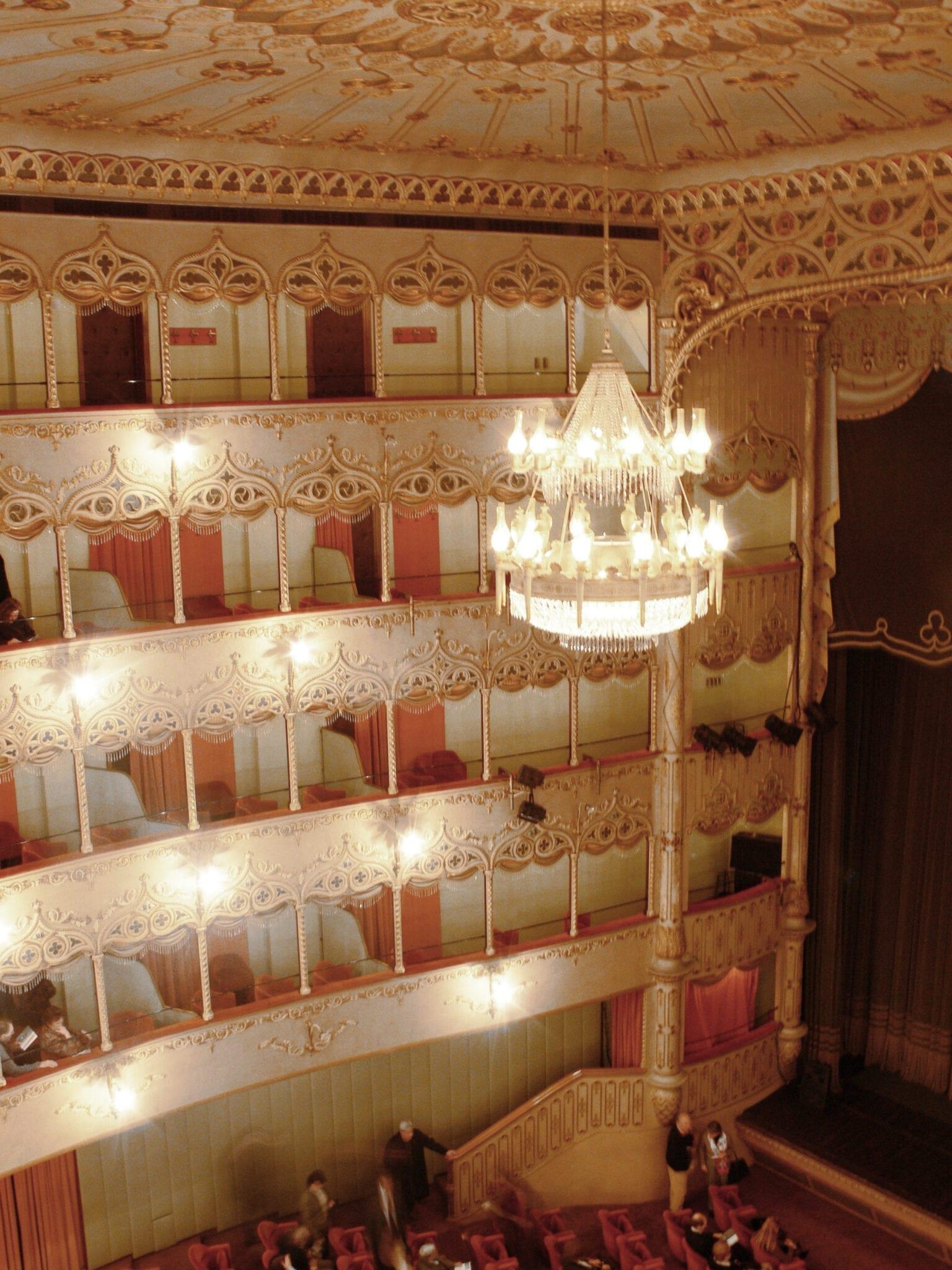 Photo of FIRENZE: Teatro Goldoni 1° edizione della rassegna Teatro musicale da Camera