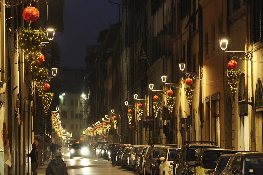 "Photo of FIRENZE: in via Maggio ""Contemporaneamente 2012"""