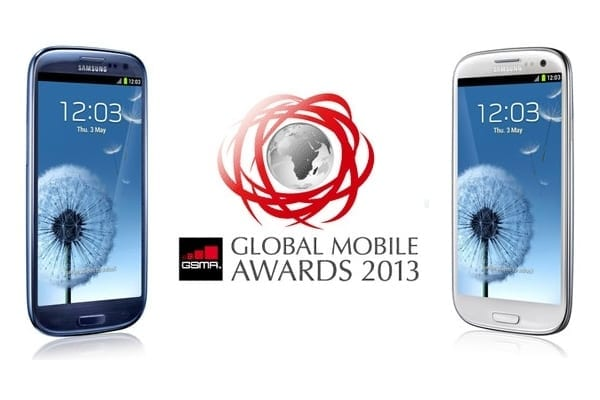 "Photo of MOBILE – A Samsung il premio ""Best Smartphone"" ai Global Mobile Awards 2013"