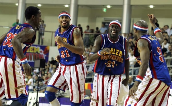 Photo of BASKET – Le leggende degli Harlem Globetrotters a Firenze