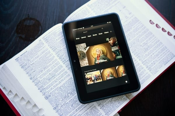 Photo of AMAZON – Kindle Fire HD a soli 99$
