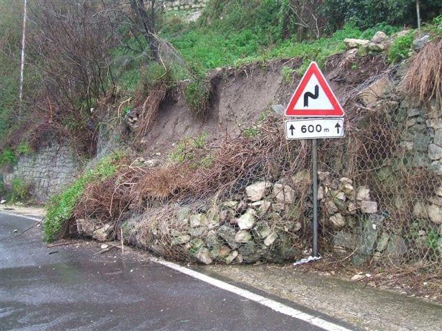 Photo of AREZZO – Emergenza frane, ecco la mappa del rischio