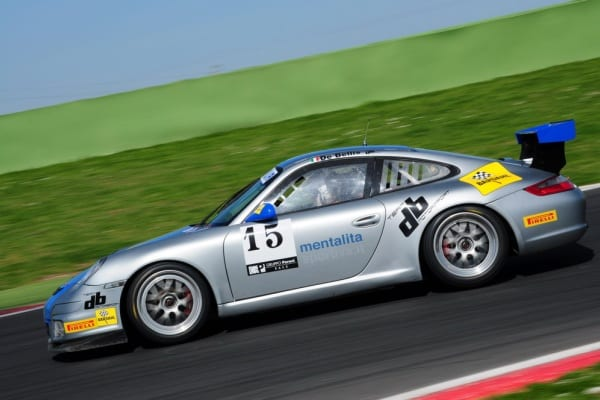 Photo of AUTOMOBILISMO – DB Motorsport parte con l'Argento in Coppa Italia