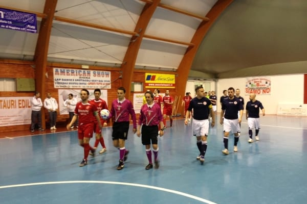 Photo of CALCIO A 5 – Isolotto promosso in  serie B con un turno di anticipo
