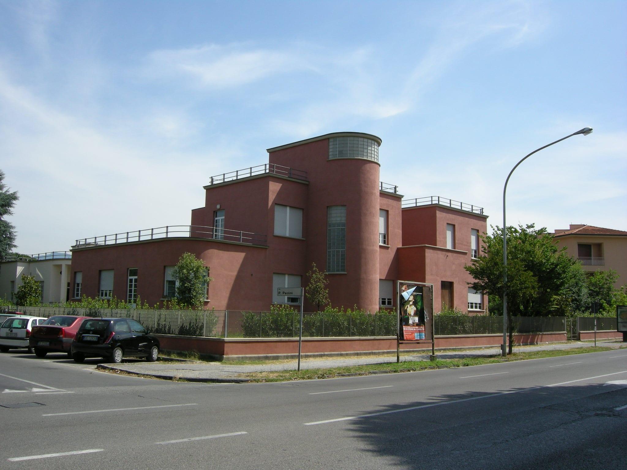 Palazzina Usl di Lucca