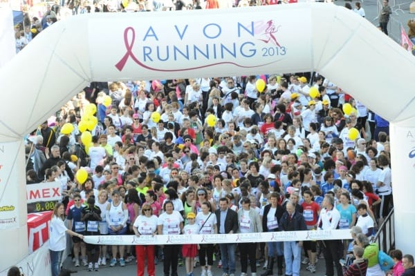 Photo of Avon Running 2013 – La corse delle donne riparte da Firenze
