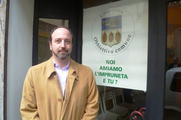 Photo of IMPRUNETA – La lista 'Obbiettivo Comune' presenta il proprio candidato Sindaco