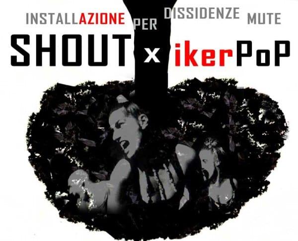 Photo of PISA – Shout-IkerPop , video-installazione di EffettoParallelo al Teatro Rossi Aperto dal 18 al 21 aprile