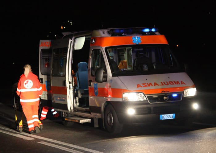 Photo of MASSA – Ambulanza a fuoco, muore neonata