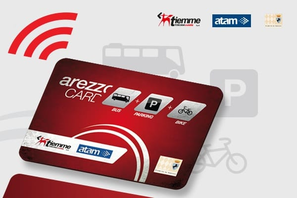 arezzo card