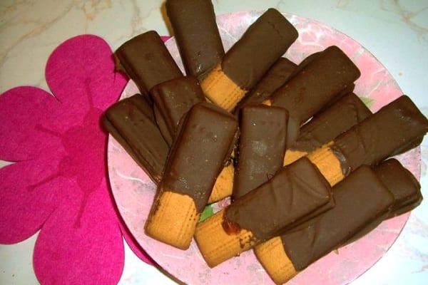 Photo of DOLCI – Biscotti al cioccolato e mou