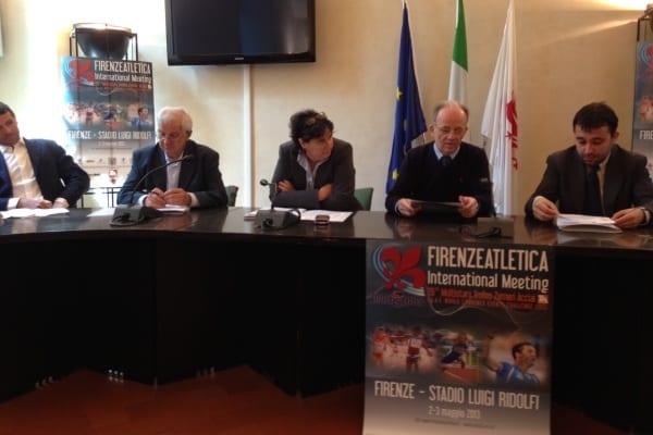 Photo of Torna la grande atletica a Firenze: presentato il meeting Multistars