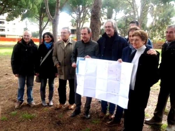 Photo of GROSSETO – Consegnati i lavori per il parco di via del Turchese, fine entro giugno