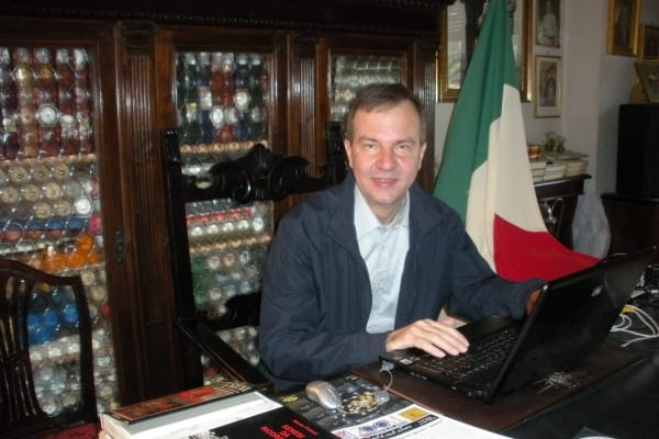 Photo of SIENA – Marco Falorni si candida a Sindaco per 'Impegno per Siena'