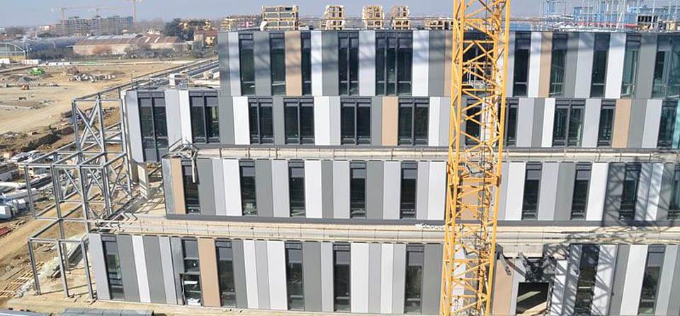 Lavori nuovo ospedale Prato Galciana