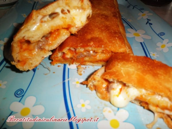 Photo of Un idea semplice e gustosa: Pizza a rotoli!