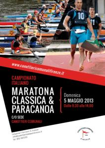 Canoa Maratona