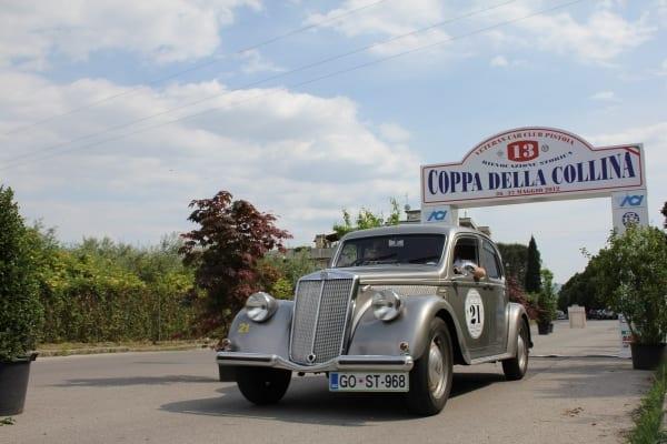 Photo of PISTOIA – Al via la 'Coppa della Collina' tricolore. La 14° edizione sabato e domenica prossimi