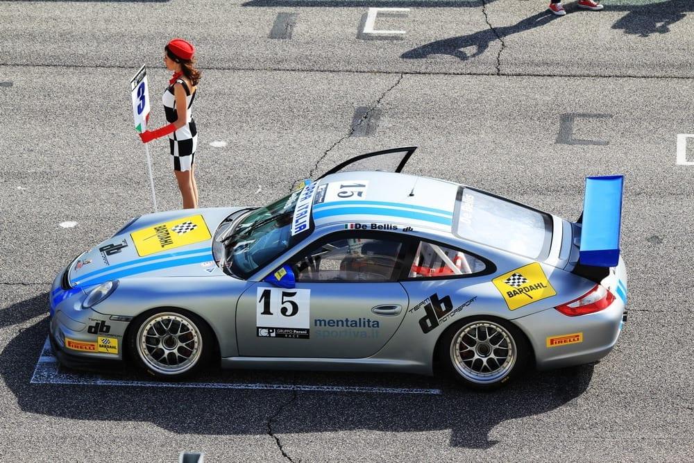 Photo of AUTOMOBILISMO – DB Motorsport in 'zona cesarini' ad Adria