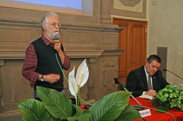 Il Dottor Marinelli al convegno