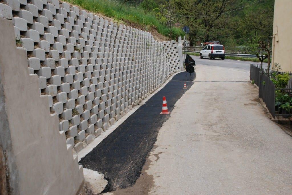 Photo of PRATO – Nel comune di Vernio conclusi i lavori di sistemazione della frana sulla strada comunale a Terrigoli