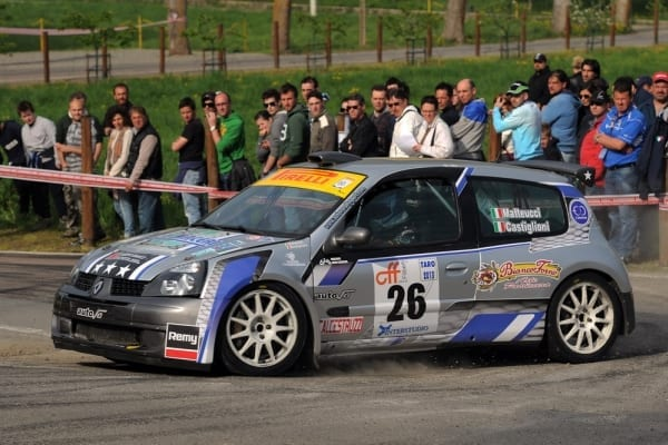 Photo of RALLY – Soddisfazione a metà per GIP Racing Don Carlos all'avvio del IRCup