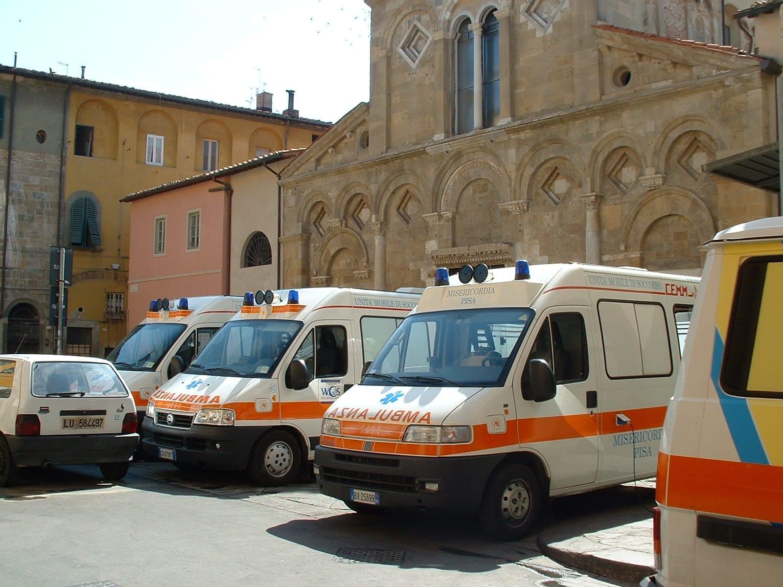 Photo of PISA – Misericordia, potrebbero essere licenziati più di quaranta dipendenti