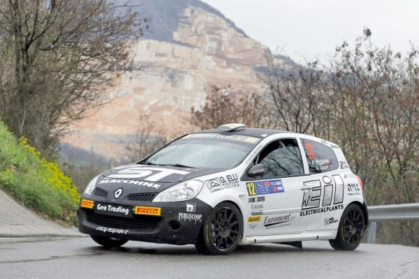 Photo of RALLY – Rudy Michelini alla prima su terra del 20° Rally Adriatico