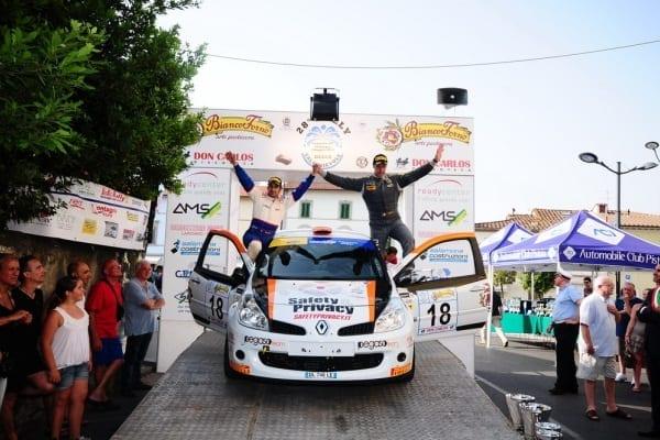 Photo of RALLY – Sabato e Domenica grande sfida con 56 equipaggi al 29° 'Rally Valdinievole'
