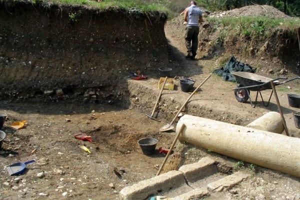 Photo of ROCCASTRADA – Giovani studenti archeologi per un giorno