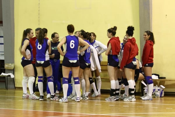 Photo of VOLLEY – La Delta Luk espugna Moie e va in finale playoff di Serie B2
