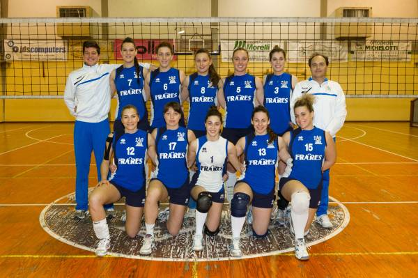 Photo of VOLLEY – Gara 1 delle semifinali play off di B2 va alla Edil Ceccacci Moie. Sconfitta per la Delta Luk