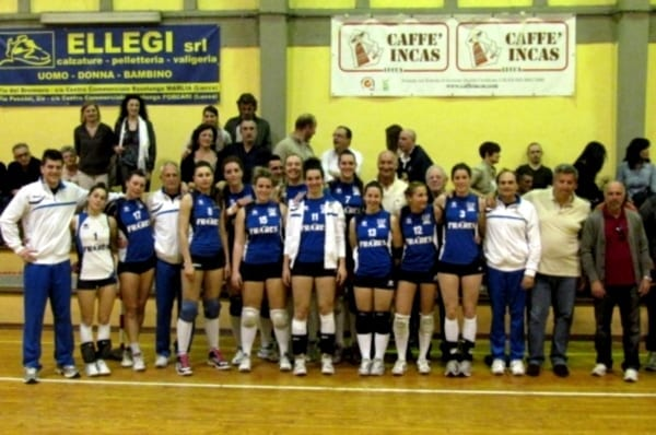 Photo of VOLLEY –  Serie B2 – ultima giornata  DELTA LUK – AMBRA CAVALLINI 0-3