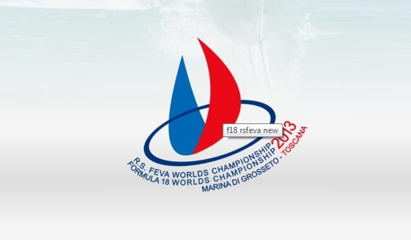 mondiali catamarano f18