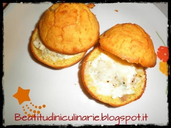 Photo of Muffin al bacon con sorpresa al formaggio