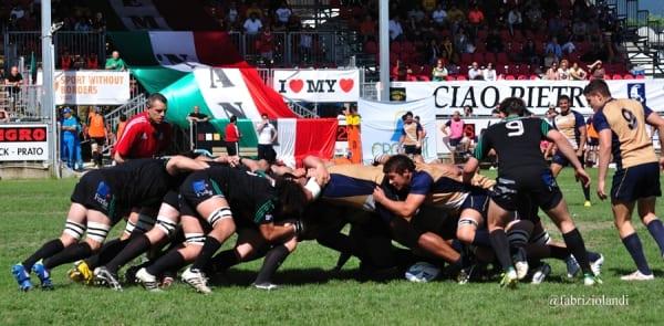 Photo of PRATO – Sfida tra L'Aquila Rubgy e Crociati Rugby Parma. Gli emiliani si salvano e restano in Eccellenza