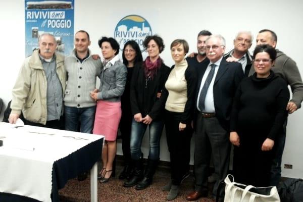 Photo of POGGIO A CAIANO – La lista 'Riviviamo il Poggio' presenta i suoi candidati