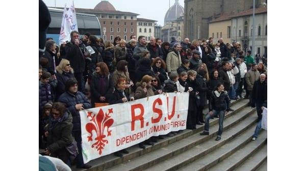 Photo of Comune di Firenze – La RSU incontrano l'amministrazione comunale