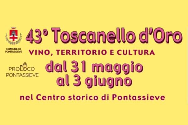 Photo of PONTASSIEVE – 44esimo Toscanello d'Oro, dal 31 maggio la tradizionale festa del vito