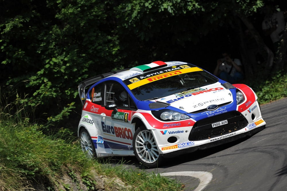 Photo of RALLY – Tobia Cavallini subito a podio sulla Fiesta WRC