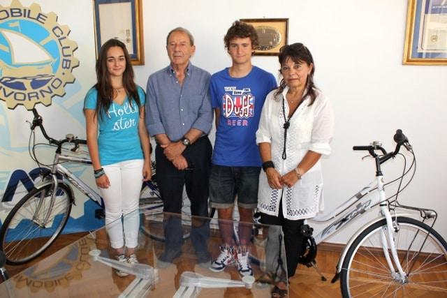 Photo of ACI Livorno –  Vincere imparando alle Giornate della Sicurezza, premiati due studenti