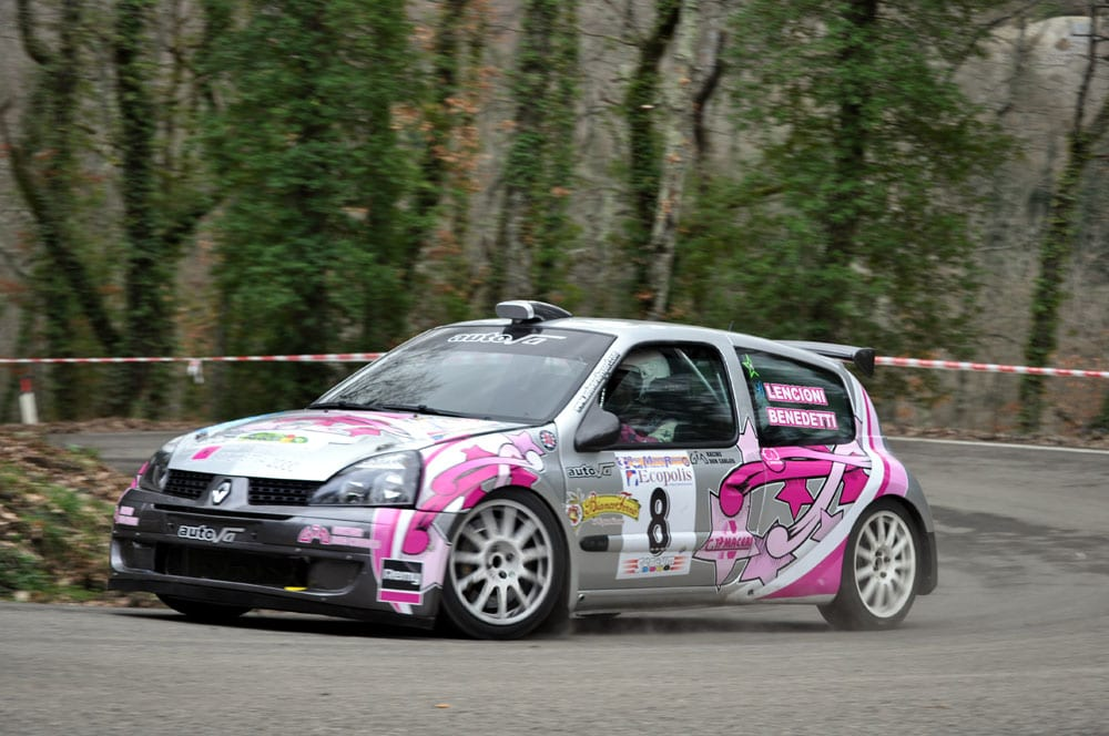 Photo of RALLY – Barbara Lencioni e Leo Pucci al 35° Alta Valdicecina