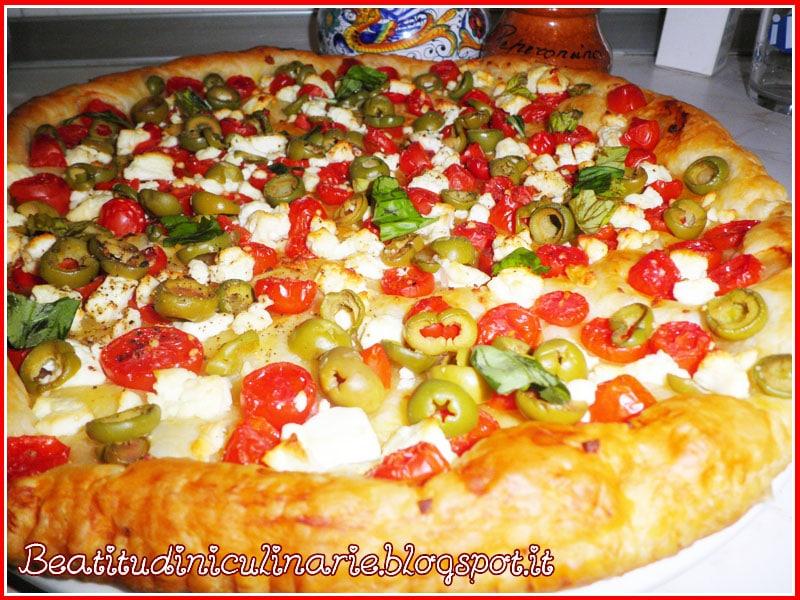 Photo of Un piatto dal sapore mediterraneo – Pita alla feta