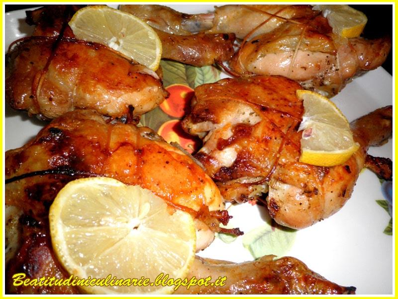 Photo of Cosce di pollo al limone, un piatto della domenica