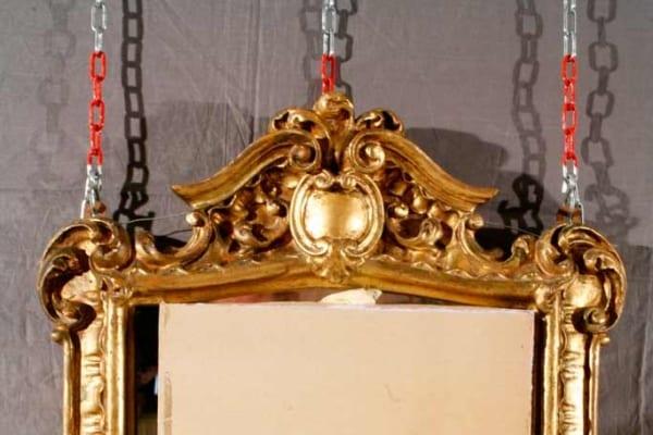 Photo of Restituite alla Diocesi di Arezzo due antiche specchiere rubate a Montecchio nel marzo del 2008